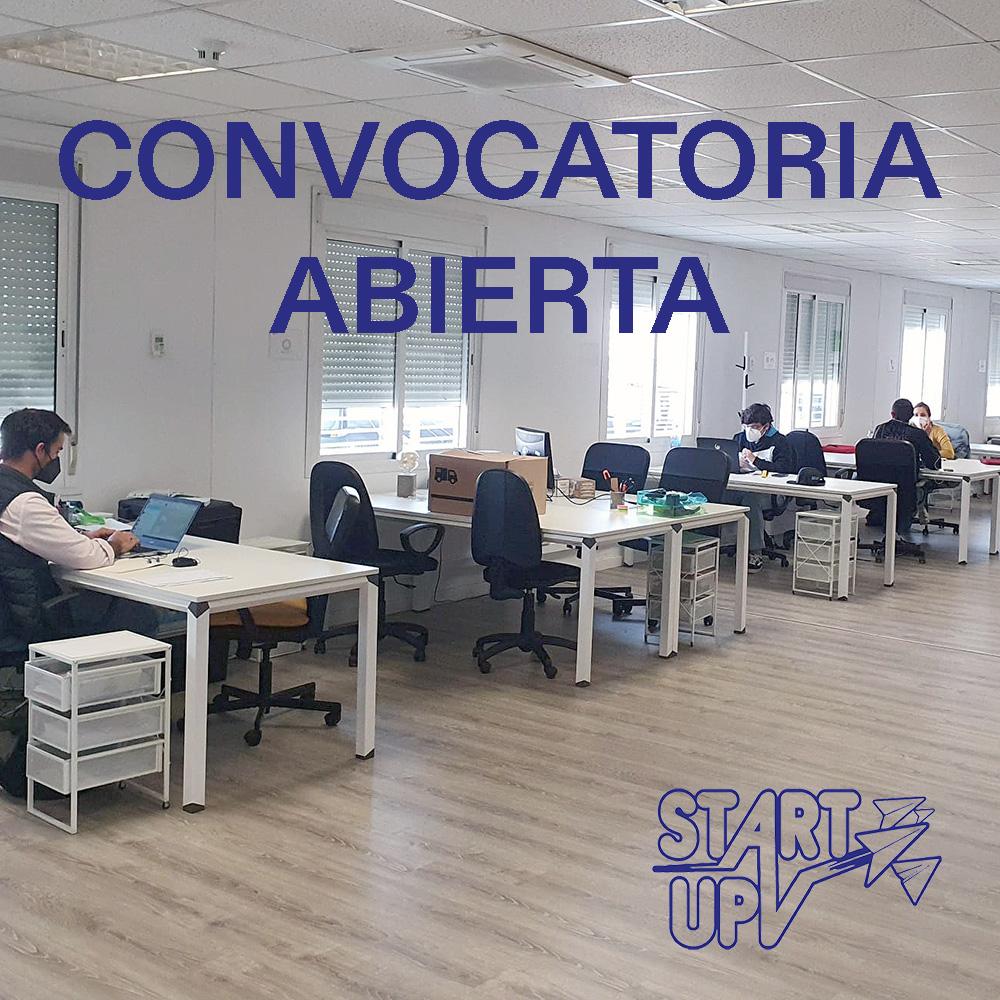startupv convocatoria
